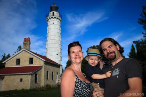 Door County Family Portrait